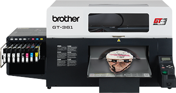 See How Brother DTG Lets You Print More Than Tees