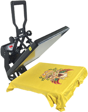 Shirt Press Image